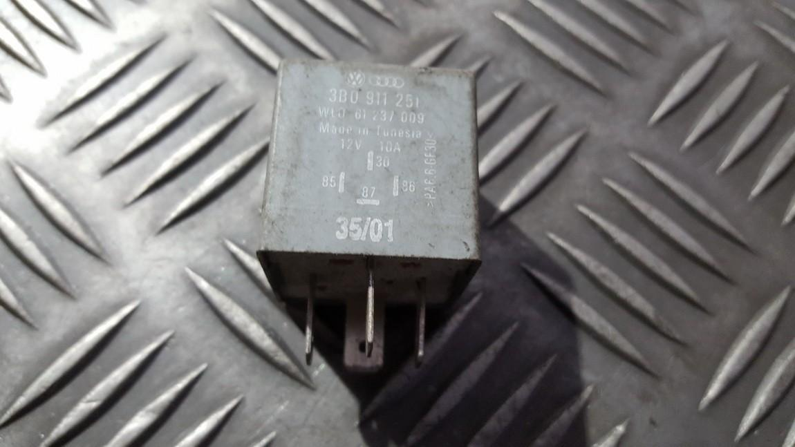 Блок электронный 3b0911251 wl061237009 Volkswagen SHARAN 2003 1.9