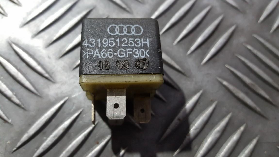 Rele 431951253h used Volkswagen PASSAT 2005 2.0