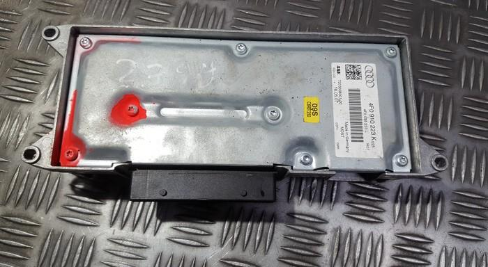 Audio amplifier (Radio Stereo Amplifier) Audi A6 2008    0.0 4F0910223K