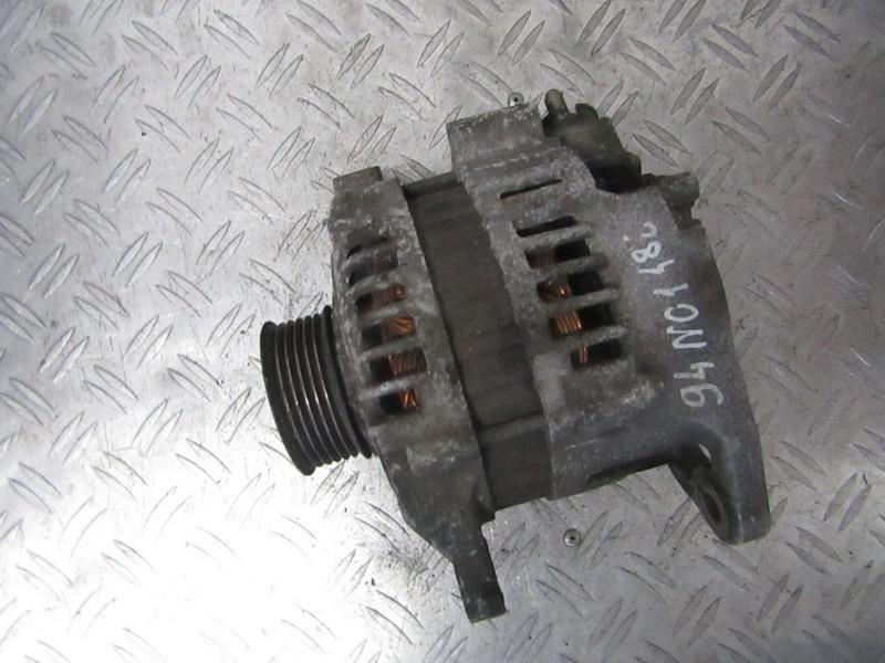 Генератор 23100bu010 lr180-762 Nissan ALMERA 2002 2.2