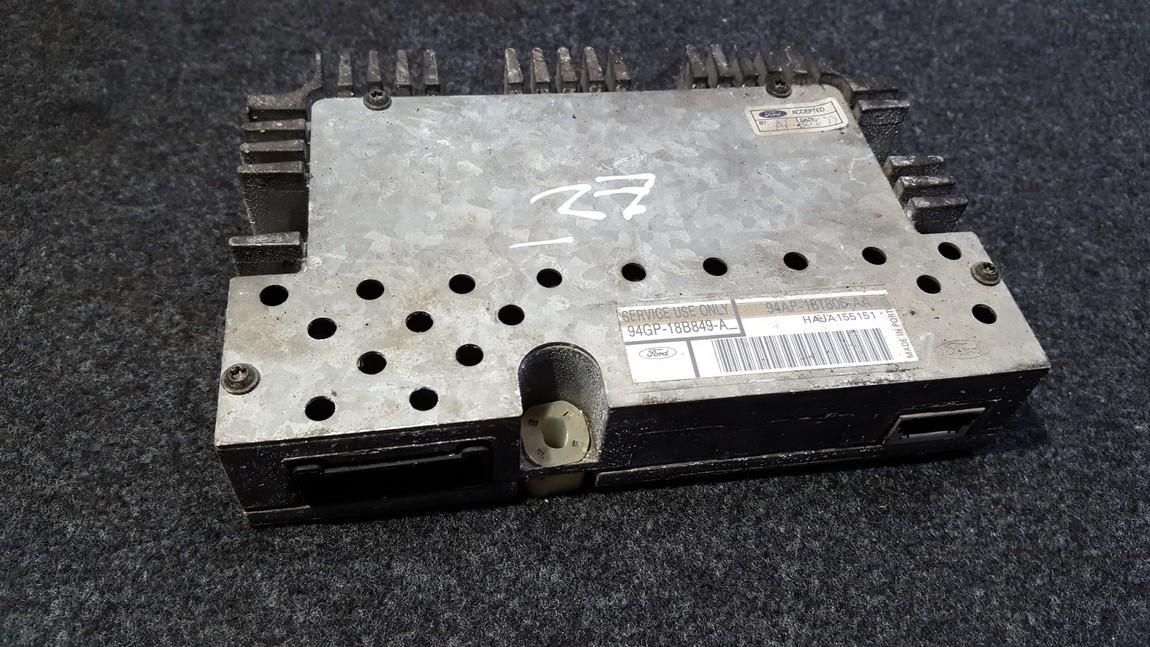 Kiti kompiuteriai 94GP18B849A 94GP-18B849-A, 94AP-18T806-AA, 94AP18T806AA Ford GALAXY 2001 2.3