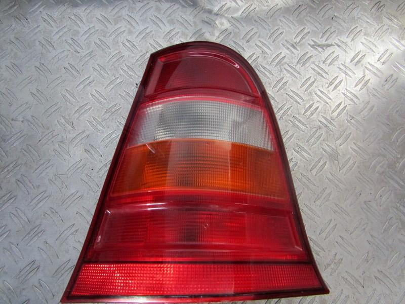 Tail Light lamp Outside, Rear Left ul03310l used Mercedes-Benz A-CLASS 1998 1.4