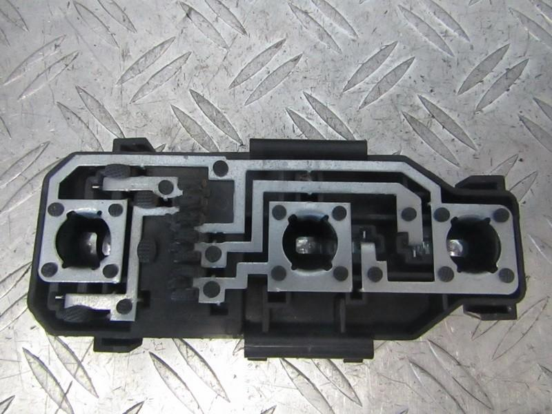 rfbl3158b used Tailight Bulb Holder (Lamp Carrier) Audi A6 2001 2.5L 9EUR EIS00322462