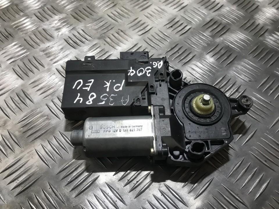 Моторчик стеклоподъемника - передний левый 0130821767 102239-xxx, 9634457580, 990830-101 Peugeot 307 2003 2.0