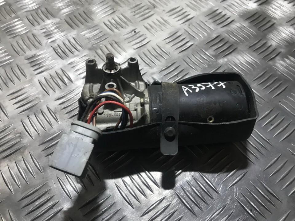 Priekinis langu valytuvu varikliukas 0390241352 964769 Renault SCENIC 1997 1.6
