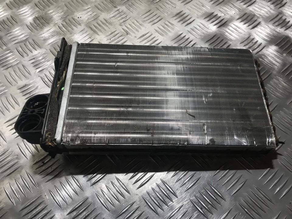 Salono peciuko radiatorius used used Renault SCENIC 1997 1.6