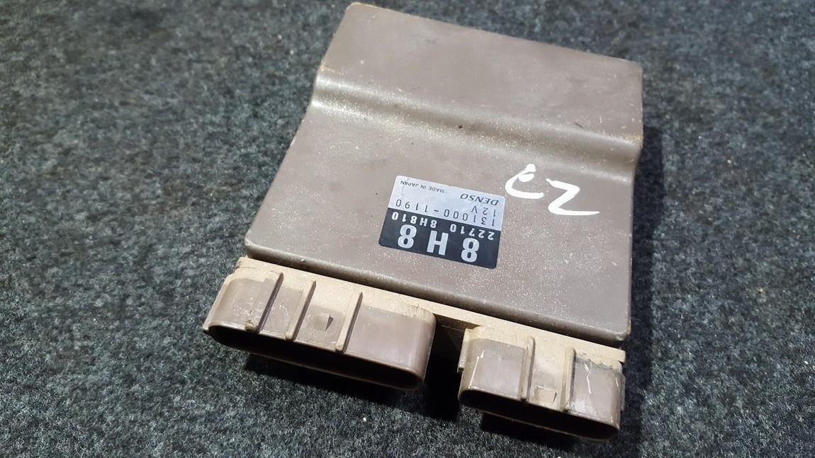 Fuel Injection ECU (Injector ECU) Nissan X-Trail 2002    2.2 1310001190