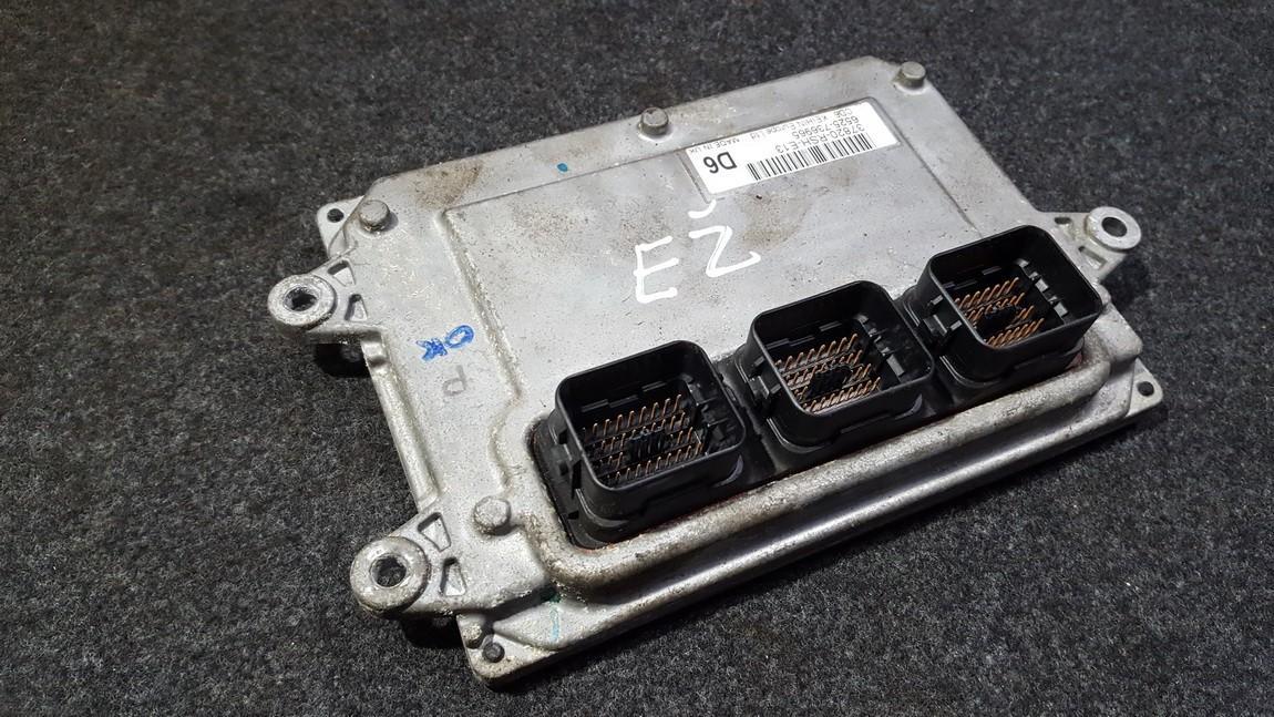 Блок управления двигателем Honda Civic 2009    1.4 37820RSHE13