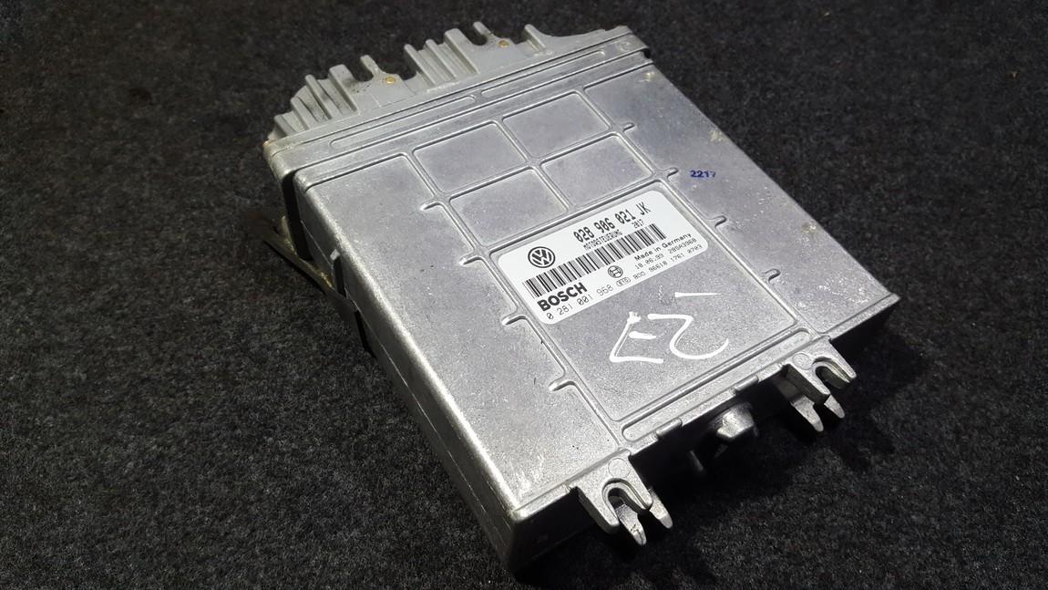 Блок управления двигателем Ford Galaxy 2000    1.9 028906021JK