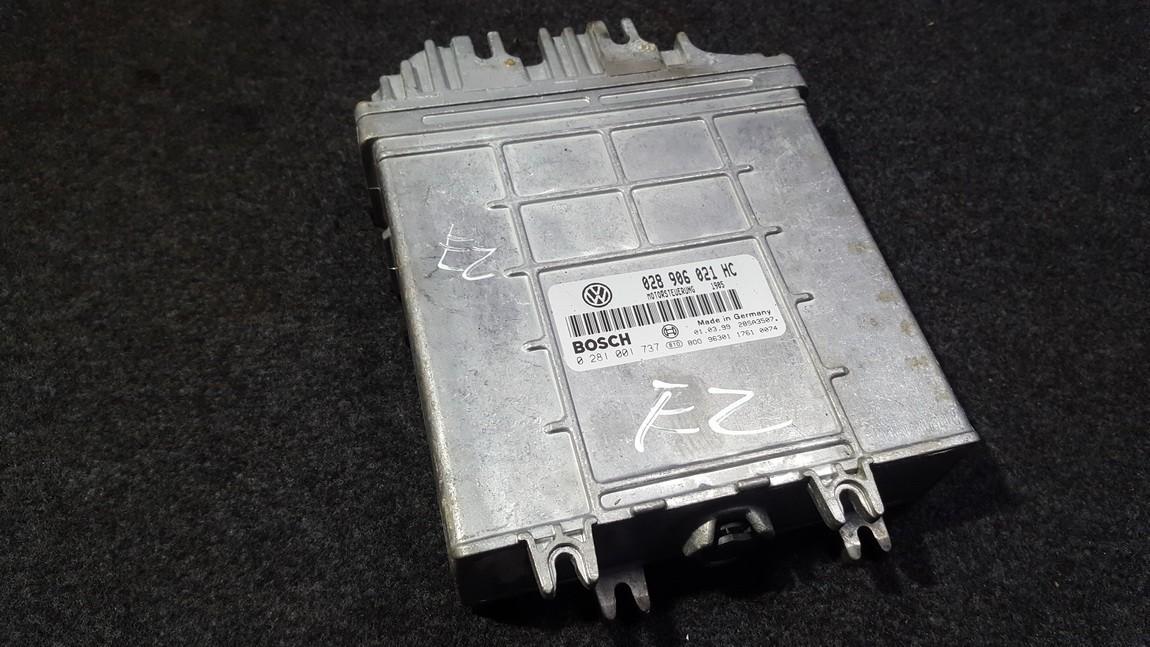 Блок управления двигателем Ford Galaxy 1999    1.9 028906021HC