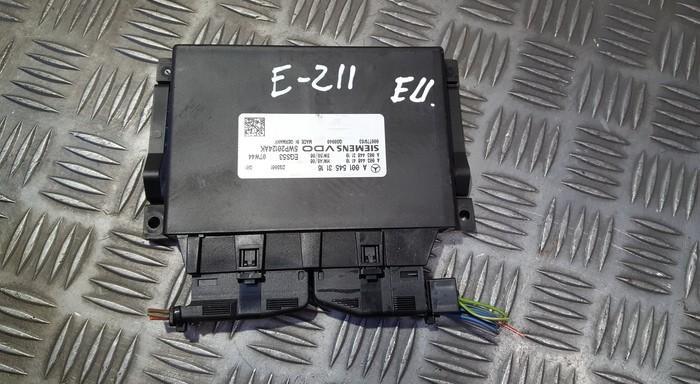 Transmission Computer Gearbox ECU Mercedes-Benz E-CLASS 2009    3.0 A0015453116
