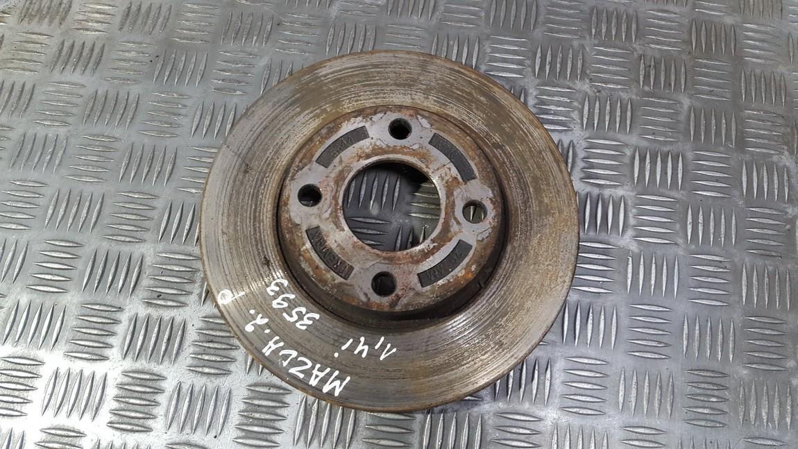 Priekinis stabdziu diskas used used Mazda 2 2003 1.4