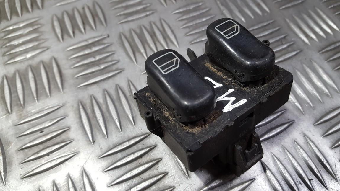 Stiklo valdymo mygtukas (lango pakeliko mygtukai) 1638201110 USED Mercedes-Benz ML-CLASS 2002 2.7