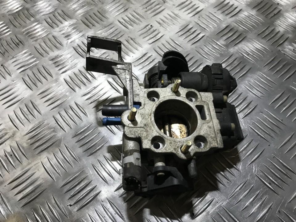 Заслонка дроссельная электрическая 0132008602 86924, 0280122014 Opel CORSA 2008 1.3