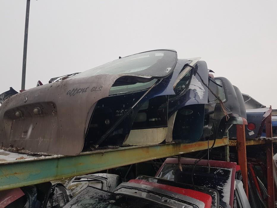 Hyundai  Accent Galinis dangtis G (kapotas)