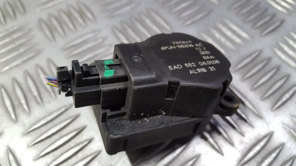 Heater Vent Flap Control Actuator Motor 4PUH19E616AC 4PUH-19E616-AC Peugeot 407 2004 2.2
