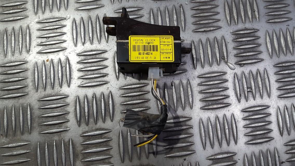 Dashboard Radio Display (Clock,Info Monitor,BORD COMPUTER) 8111009000 81110-09000 SsangYong KYRON 2005 2.0