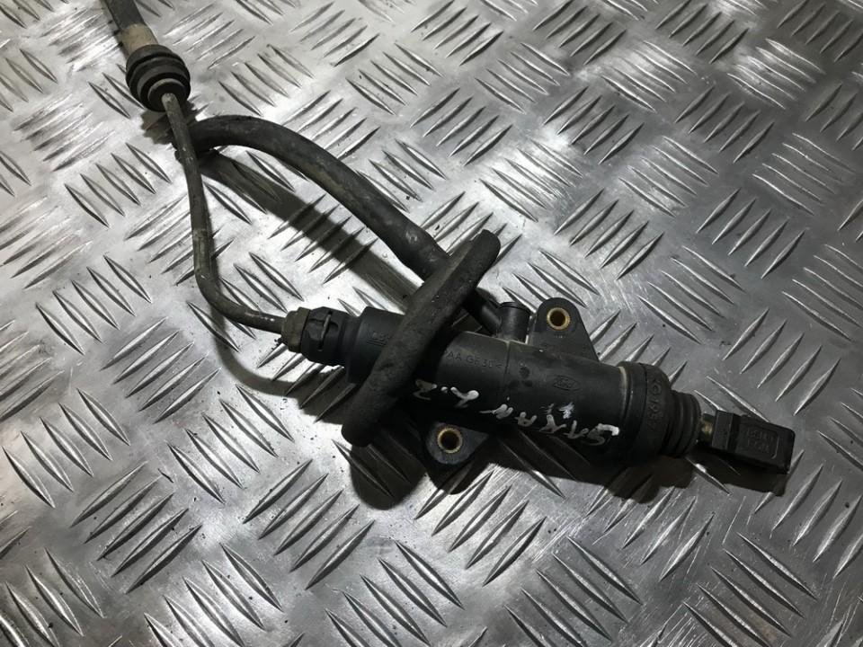 Главный цилиндр сцепления Volkswagen Sharan 1998    2.0 95vw7a543bc