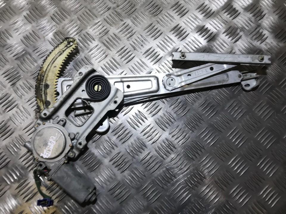 Duru lango pakelejas P.K. used used Subaru FORESTER 2010 2.0