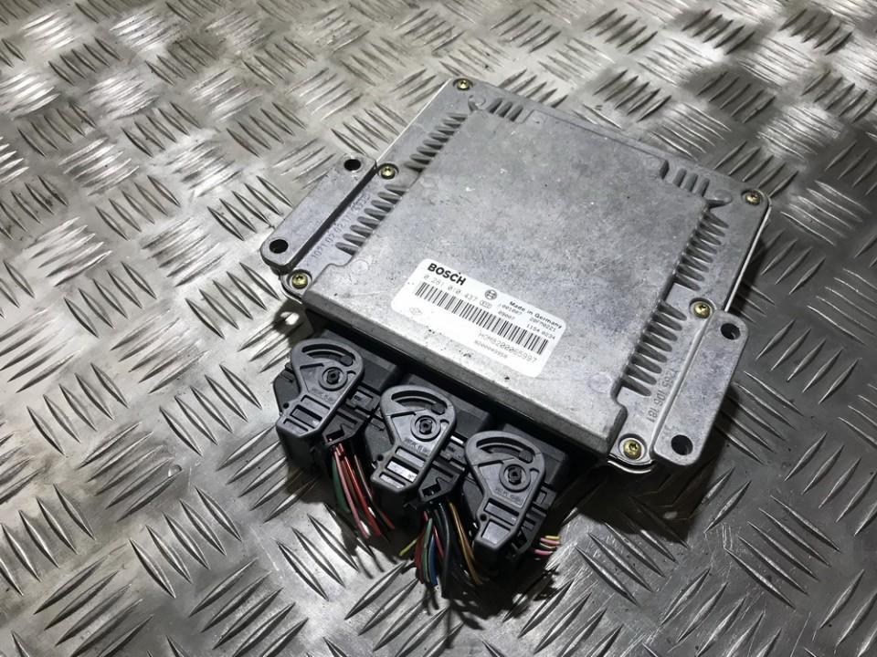 Блок управления двигателем Mitsubishi Carisma 2001    1.9 mr507870