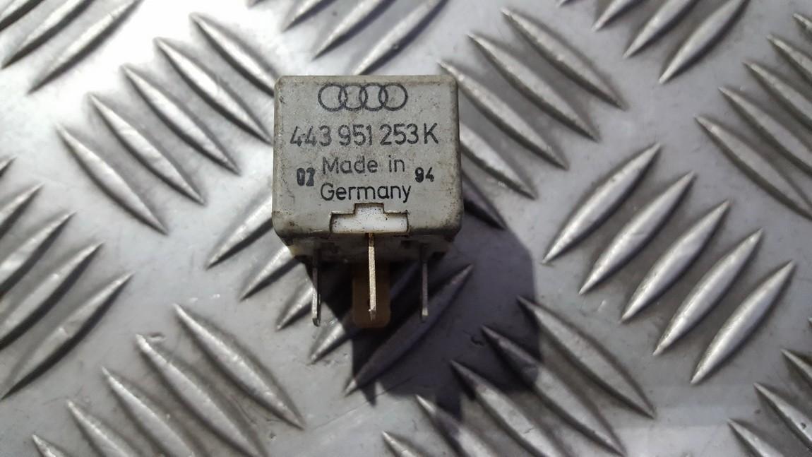 Rele 443951253k 899512 Audi 80 1992 2.0