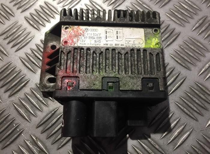 Blower Fan Regulator (Fan Control Switch Relay Module)  Volkswagen Transporter 2007    1.9 7H0919506F
