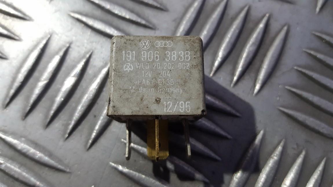 Rele 191906383b wl020202002 Volkswagen SHARAN 2003 1.9