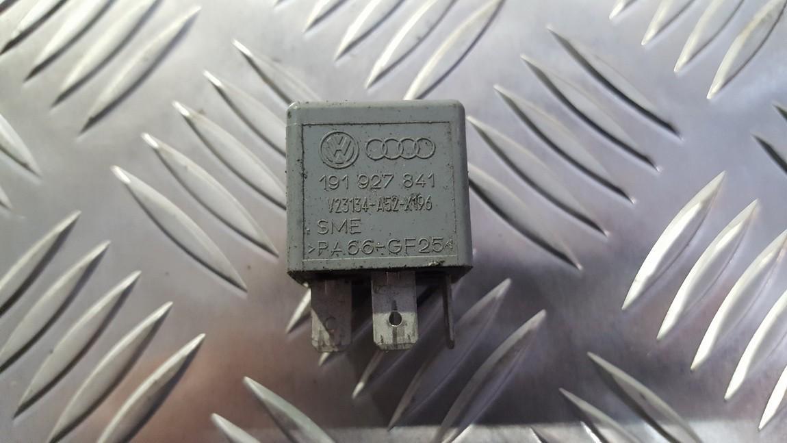 Rele 191927841 v23134-a52-x196, v23134a52x196 Volkswagen GOLF 2007 2.0