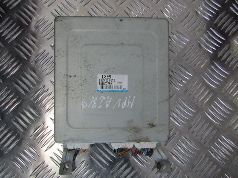 Блок управления двигателем Mazda MPV 2004    2.3 L3E918881B