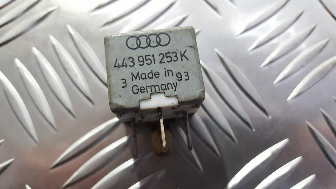 Relay module 443951253K 899512 Audi 80 1992 2.0