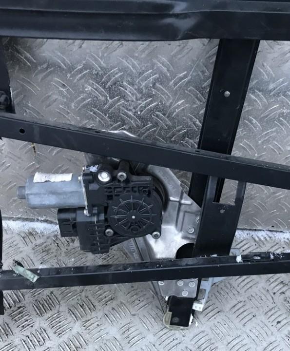 Door winder mechanism (Window Regulator) rear right side 4b0839398b used Audi A6 1994 1.9
