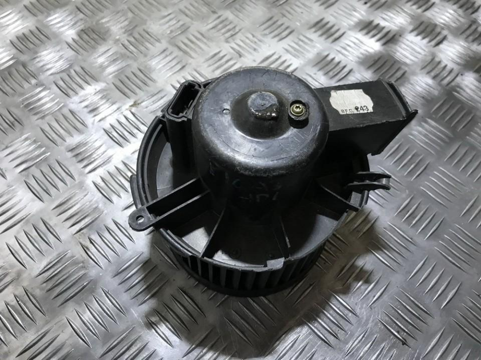 Вентилятор салона 6424501 used Citroen XSARA PICASSO 2003 1.8