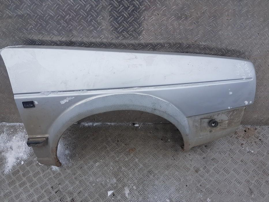 Передние Крыло правый Volkswagen Jetta 1986    1.6 used
