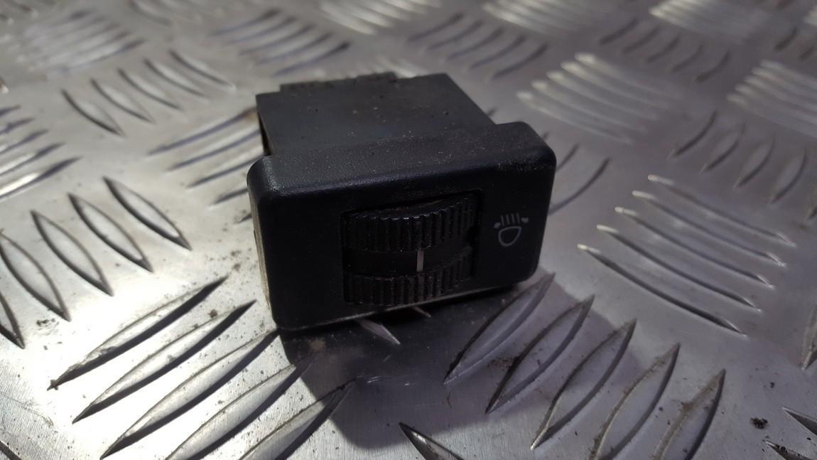 Headlight Range Control Light Controller Lighting 701941333 used Volkswagen TRANSPORTER 1993 1.9
