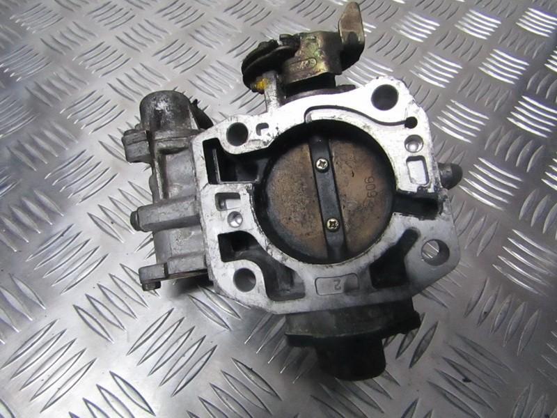 Заслонка дроссельная электрическая USED USED Honda ACCORD 2000 2.0