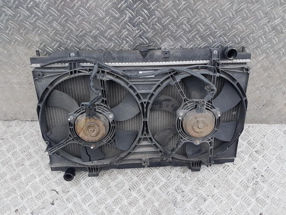 Радиатор основной USED USED Nissan ALMERA 2002 2.2