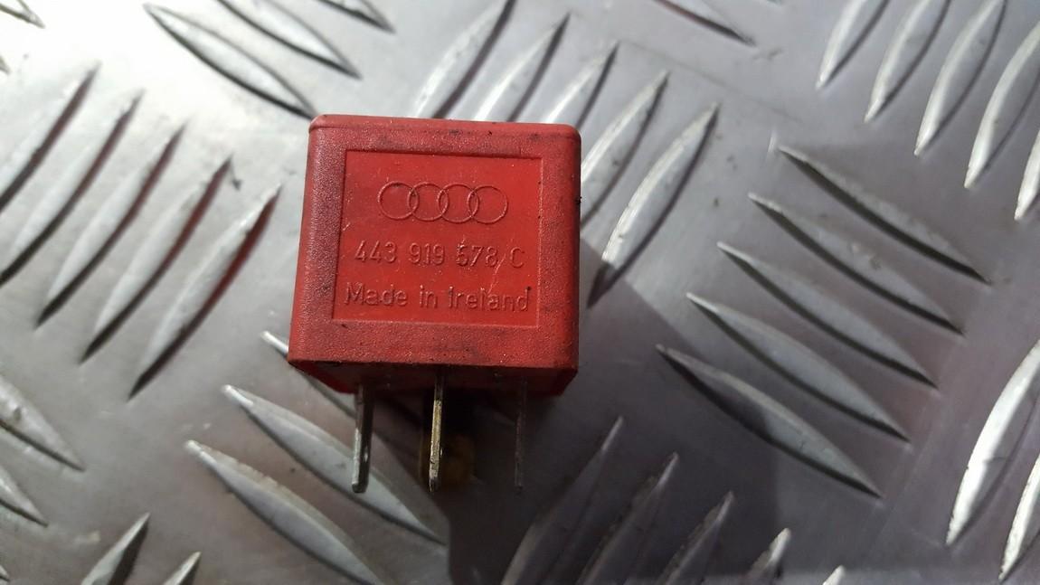 Rele 443919578c 899519000, 267 Audi A4 2001 1.9