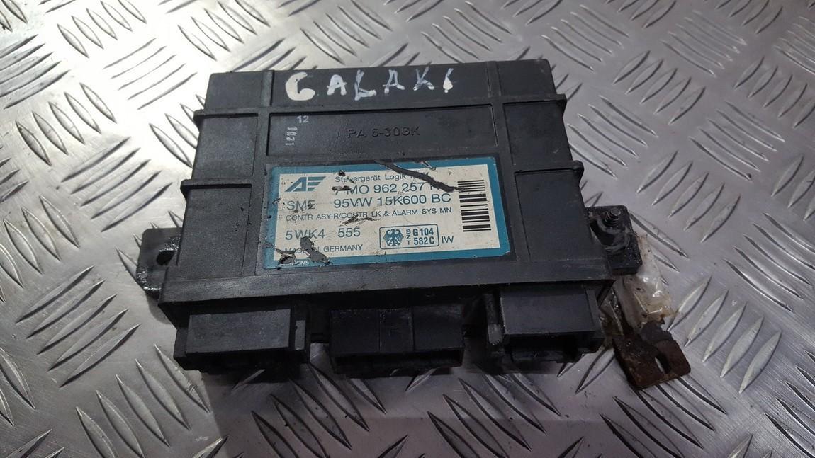 Komforto blokas 7m0962257h 95vw15k600bc, 5wk4555 Ford GALAXY 1997 2.8