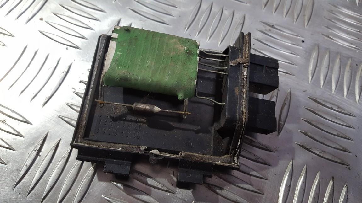 Peciuko reostatas 893959263 USED Audi 80 1990 2.0