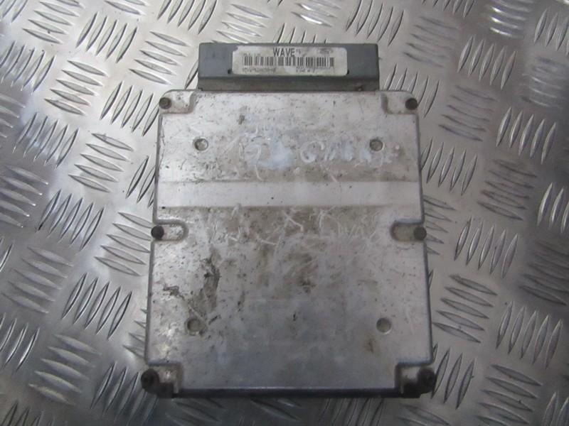 ECU Engine Computer (Engine Control Unit) 95VW12A650HE 95VW-12A650-HE, WAVE Ford GALAXY 1996 2.0