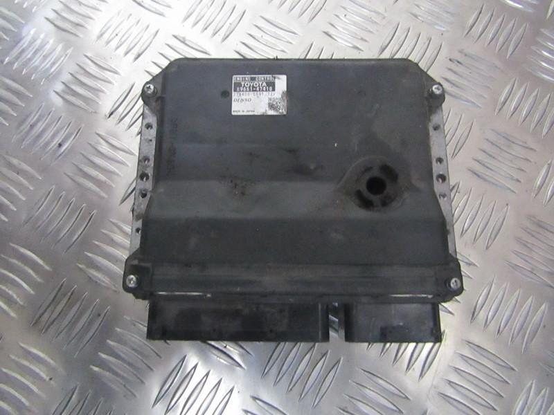 Блок управления двигателем 8966147410 89661-47410, 275400-5591 Toyota PRIUS 2011 1.8