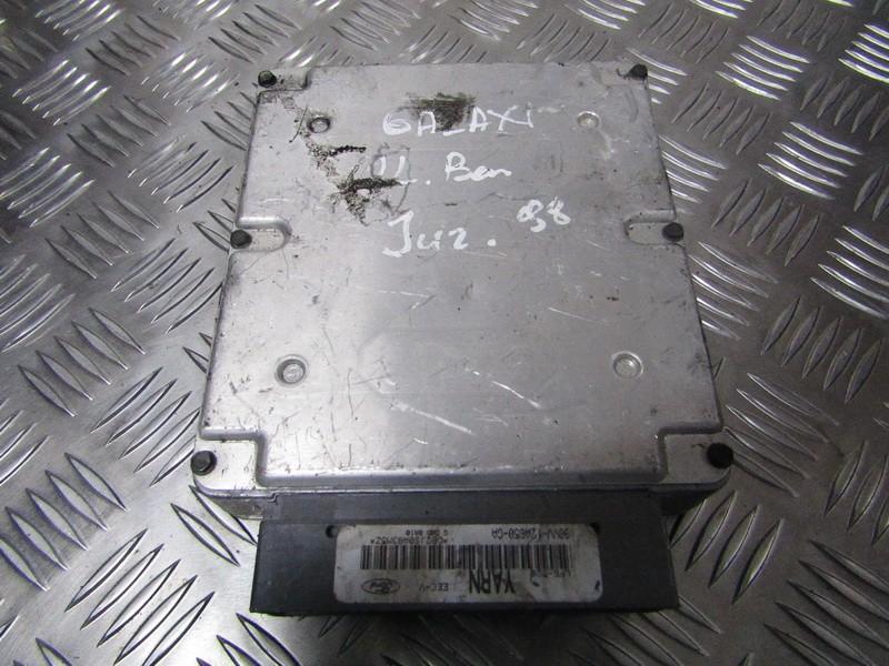 Variklio kompiuteris 98vw12a650ga 98vw-12a650-ga, YARN Ford GALAXY 2001 1.9