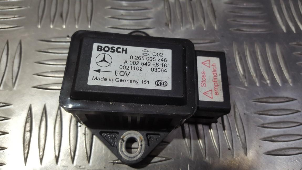 ESP greitejimo sensorius A0025426618 002110203064 Mercedes-Benz E-CLASS 1998 2.2