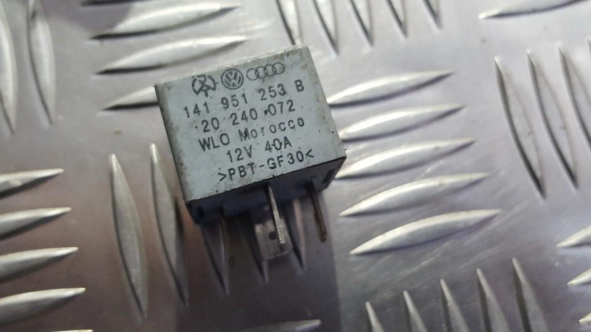 Rele 141951253b 20240072 Volkswagen GOLF 1987 1.6