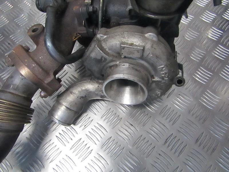 Turbina 8972409266 714306-5 Renault ESPACE 1993 2.2