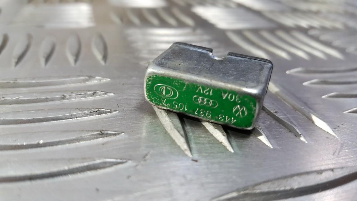 443937105A USED Rele Audi A2 2001 0.0L 6EUR EIS00331355