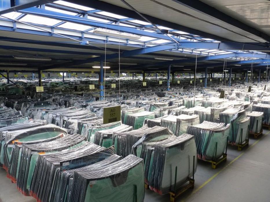 Stiklas G. USED USED Citroen XSARA PICASSO 2006 1.6