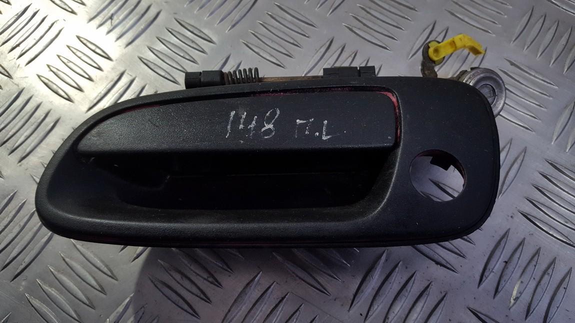 Ручка двери нaружная передний левый 6922005010 69220-05010, fl69220-05010, fl6922005010 Toyota CARINA 1994 1.6