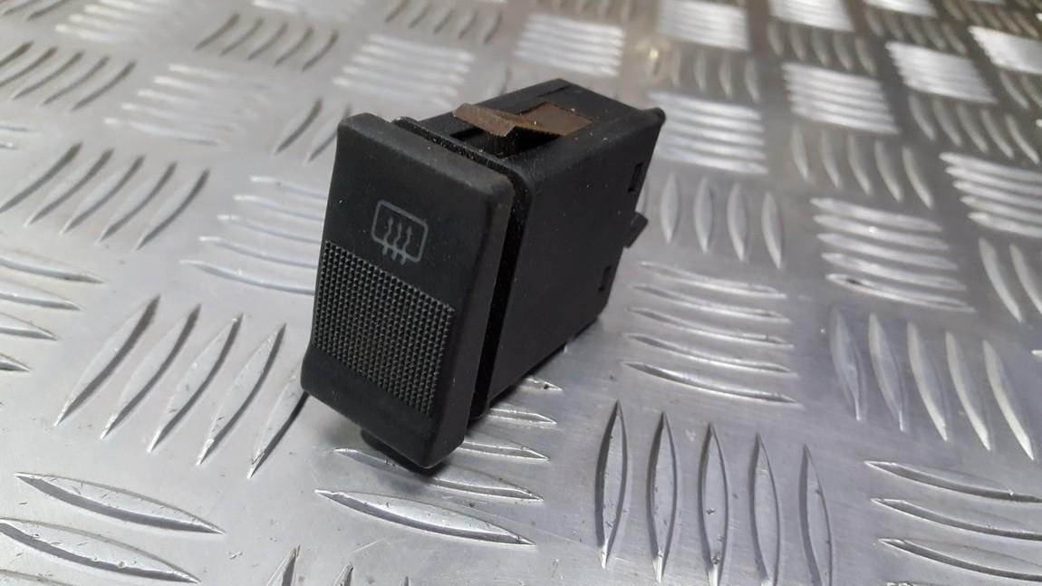 Heated screen switch (Window Heater Switch) 893941503 used Audi 100 1985 2.0