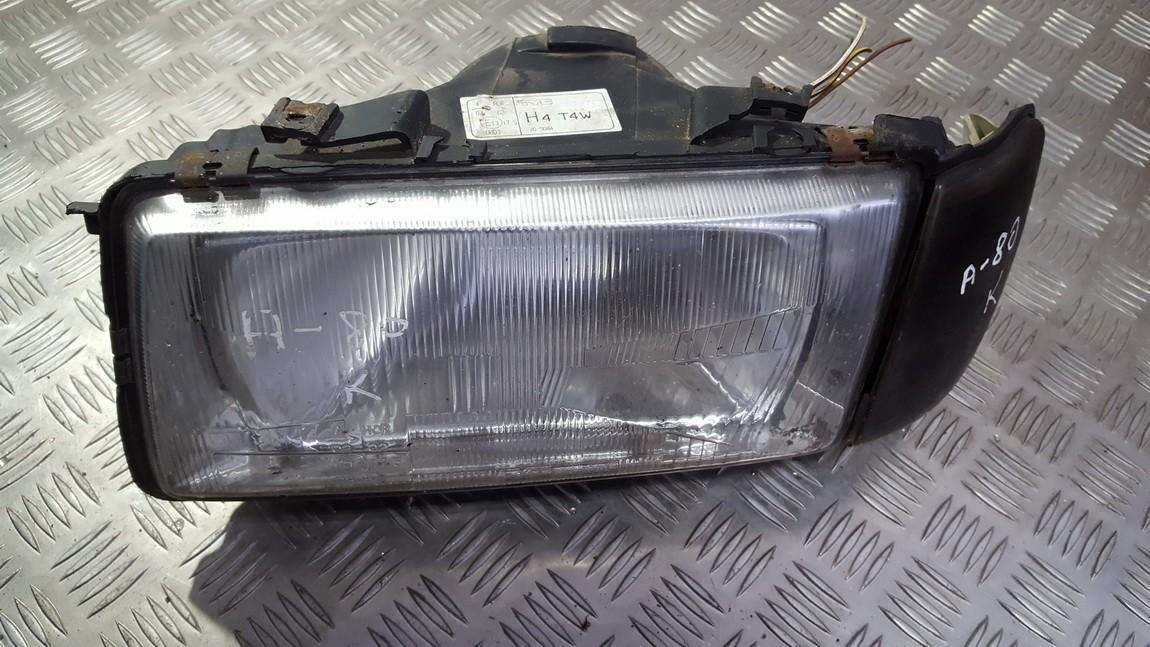 Основная фара - передний левый 1305235116 USED Audi 80 1988 1.6